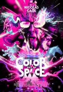 Color Out of Space สีหมดอวกาศ 2019