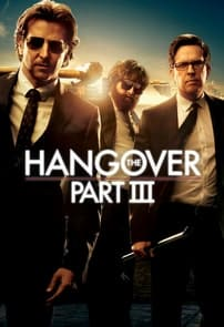 The Hangover Part III 2013 poster